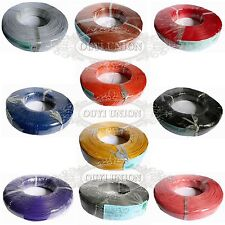 100M/330FT 18AWG 20AWG 22AWG 24AWG 26AWG 28AWG Cable Hook-up UL-1007 Wire Strip