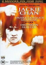 Jackie Chan Snake In The Eagle's Shadow / Drunken Master (2 DVD, 2003)