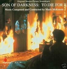 MARK MCKENZIE SON OF DARKNESS: TO DIE FOR II OST CD B90