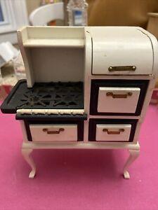 Dollhouse stove  vintage