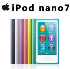 """""""nuevo"""" Apple iPod Nano 7th 8th generación (16GB) caja al por menor sellado-Todos Los Colores"""