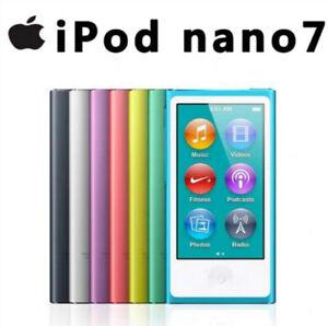 """Brand New""Apple iPod Nano 7th 8th Generation(16GB) Sealed Retail Box-All Colors"