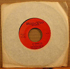 SAN REMO GOLDEN STRINGS Hungry For Love ALL TURNED ON Northern 45 RIC-TIC 104 RL