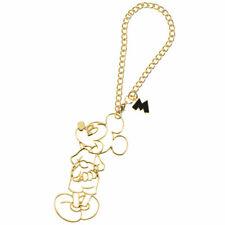 Mickey Keychain Bag Charm Favorite Story Disney Store Japan
