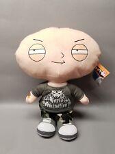 Family Guy Stewie 12 Inch Plush With Tags Nanco 20th Century Fox TV Show