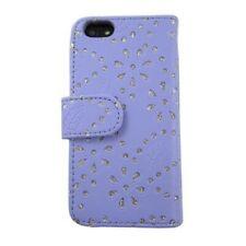 Business Case Cover Apple iPhone 5C Etui Flip Glitzer
