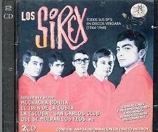 Los Sirex  TODOS SUS EPS EN DISCOS VERGARA 1964-68  CD