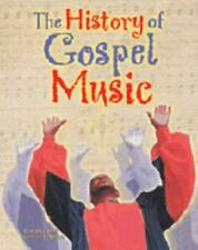 History of Gospel Music (AAA) (African American Achievers)-ExLibrary