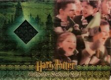 Harry Potter Trading Cards -Authentic Costume Card -Slytherin Students- Chamber