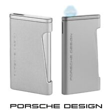 Porsche Design P3641/03 silber - Feuerzeug mit Flat-Flame-Zündung