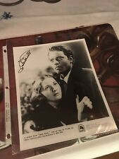 Joan Fontaine Autographed Photo, From Jane Eyre w/ Orson Welles, RARE