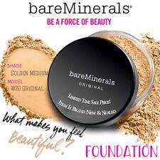 Bare Escentuals Bare Minerals Foundation SPF 15 GOLDEN MEDIUM W20 Original 8g