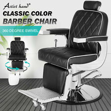 More details for heavy duty all purpose recline hydraulic barber chair salon spa beauty equipment