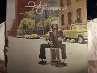 Foghat FOOL FOR THE CITY Vinyl Album 1975 Bearsville VG- Cleaned & Play Tested