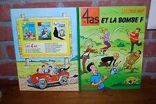 BD LES 4 AS ET LA BOMBE F EO DE 1975