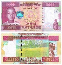 Guinea 10000 Francs 2012 P-46 Banknotes UNC