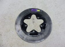 1997 Harley FLHT Electra Glide Classic S659. rear brake rotor disc