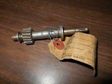 NOS Stewart Warner Speedometer Pinion Gear, 1940 Hudson, w/ Overdrive #160607