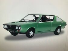 421185480 1:18 Renault R17 Green 1:18 solido