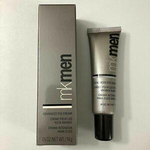 Mary Kay MK Men Advanced Eye Cream .65 oz. in original box free shipping