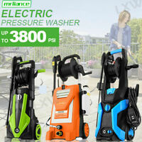 Max 3800PSI 3.0GPM Electric Pressure Washer Power Cold Water Cleaner Machine