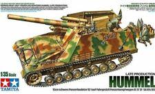 Tamiya 1/35 Hummel German Heavy Self-Propelled Howitzer (Late Production) # 3536