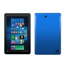 "RCA Cambio 10.1"" 2 in 1 Tablet & Keyboard 32GB Windows 10 Dual Camera Blue HD"