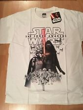 STAR Wars T Shirt Taglia Small