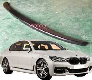 Painted BMW 2016~2021 G11 G12 7-series Sedan A type trunk spoiler ◎