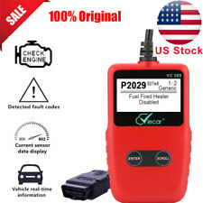 OBD2 Check Engine Diagnostic Tool Car Auto Fault Code Reader Scanner EVAP I/M