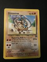Pokemon Hitmontop 37 #37 Black Star Promo Non-Holo Foil Rare