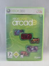 Xbox 360 - Xbox Live Arcade Compilation Disc NEW SEALED