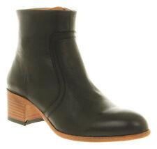H by Hudson Mid Heel (1.5-3 in.) Zip Boots for Women