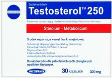 MEGABOL Testosterone Booster Increase Muscle Gain & Strength / Express Post
