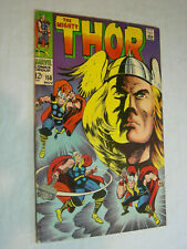 Thor #158 VG Origin retold LOOK