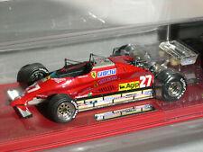 BBR Ferrari 126 C2 G.Villeneuve F1 Belgien 1982 1:18 Neu OVP(Displaybox) 300 pcs