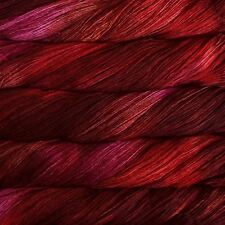 Manos Del Uruguay MARINA Lace Weight Yarn - Sangre (MA6422)