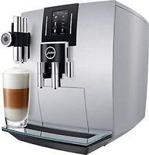 JURA J6 15165 Bean to Cup Coffee Machine-Piano White