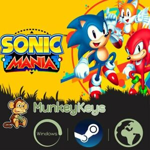 Sonic Mania (Steam)