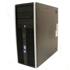 HP 6200 Tower 250GB Windows 7 Intel I3 DVD/RW 3.1GHz 4GB WIFI Ready Warranty