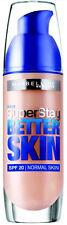 Maybelline Superstay Better Skin Liquid Foundation Ivory 30ml