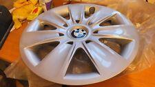 """Genuine BMW 3 Series E90 91 92 93 16"""" coperchio TRIM RUOTA HUB CAP 36136760469 BM14"""