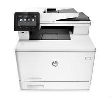 HP CF379A Color LaserJet Pro MFP M477fdw Printer