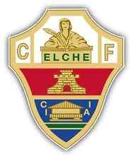 "Elche Cf Fc Spain Football Soccer Car Bumper Window Sticker Decal 4""X5"""