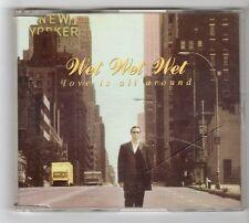 (HC263) Wet Wet Wet, Love Is All Around - 1994 CD