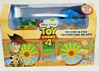 Disney Pixar Toy Story 4 Limited Edition Toy Story In A Box 10 Piece Set