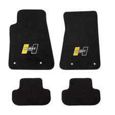 Floor Mat Set-Logo Floor Mat Kit Front Rear Hurst fits 10-15 Chevrolet Camaro