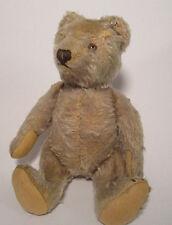 RAR:Original Steiff Teddy Bär,silberner Knopf,Druckstimme,alle Glieder beweglich