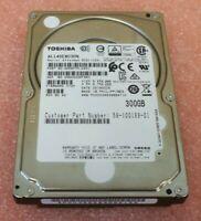 """Toshiba 300GB 10K 2.5"""" 12Gb/s SAS Hard Drive HDD AL14SEB030N HDEBF05JAA51"""