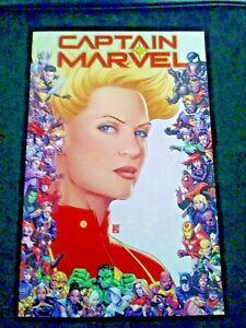 CAPTAIN MARVEL #9, VARIANT EDITION, MARVEL COMICS